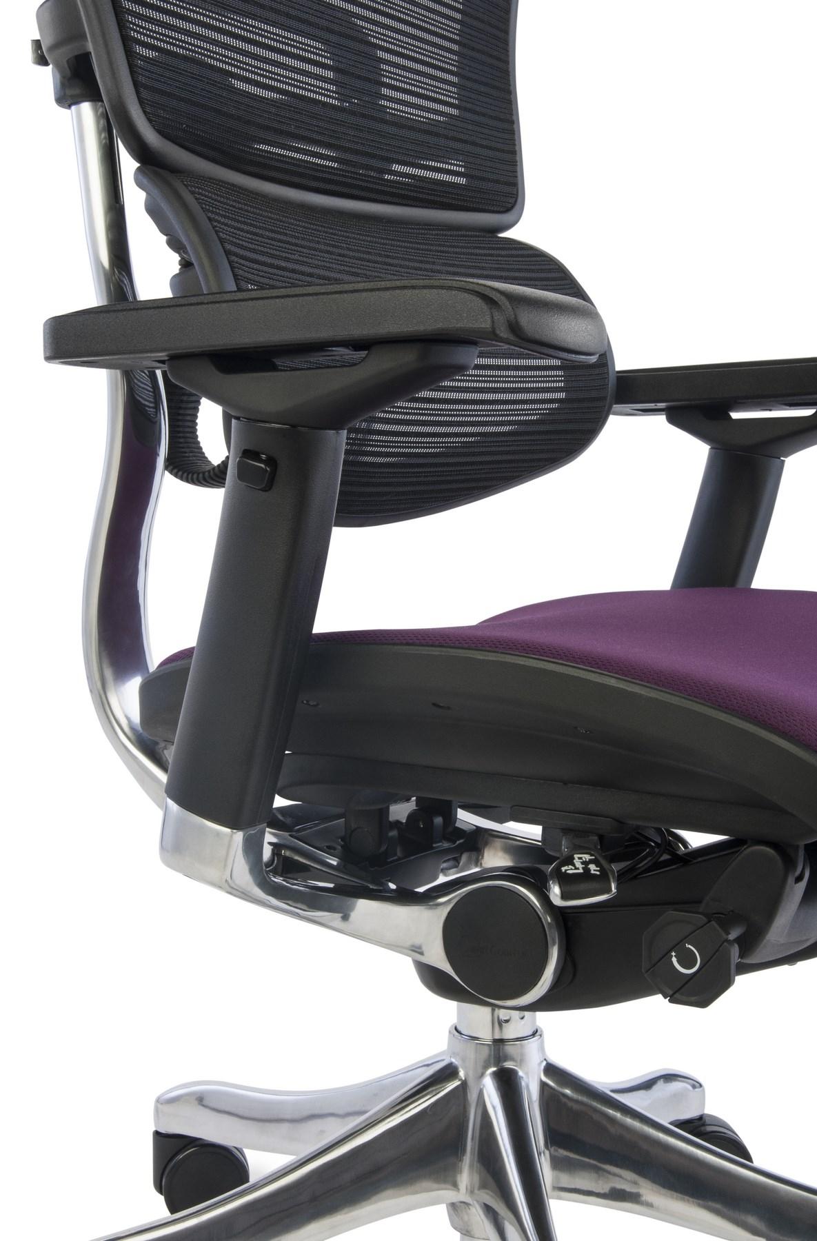 Ergohuman Plus Elite Color, Backrest: KMD 31, Seat: Flex FX10