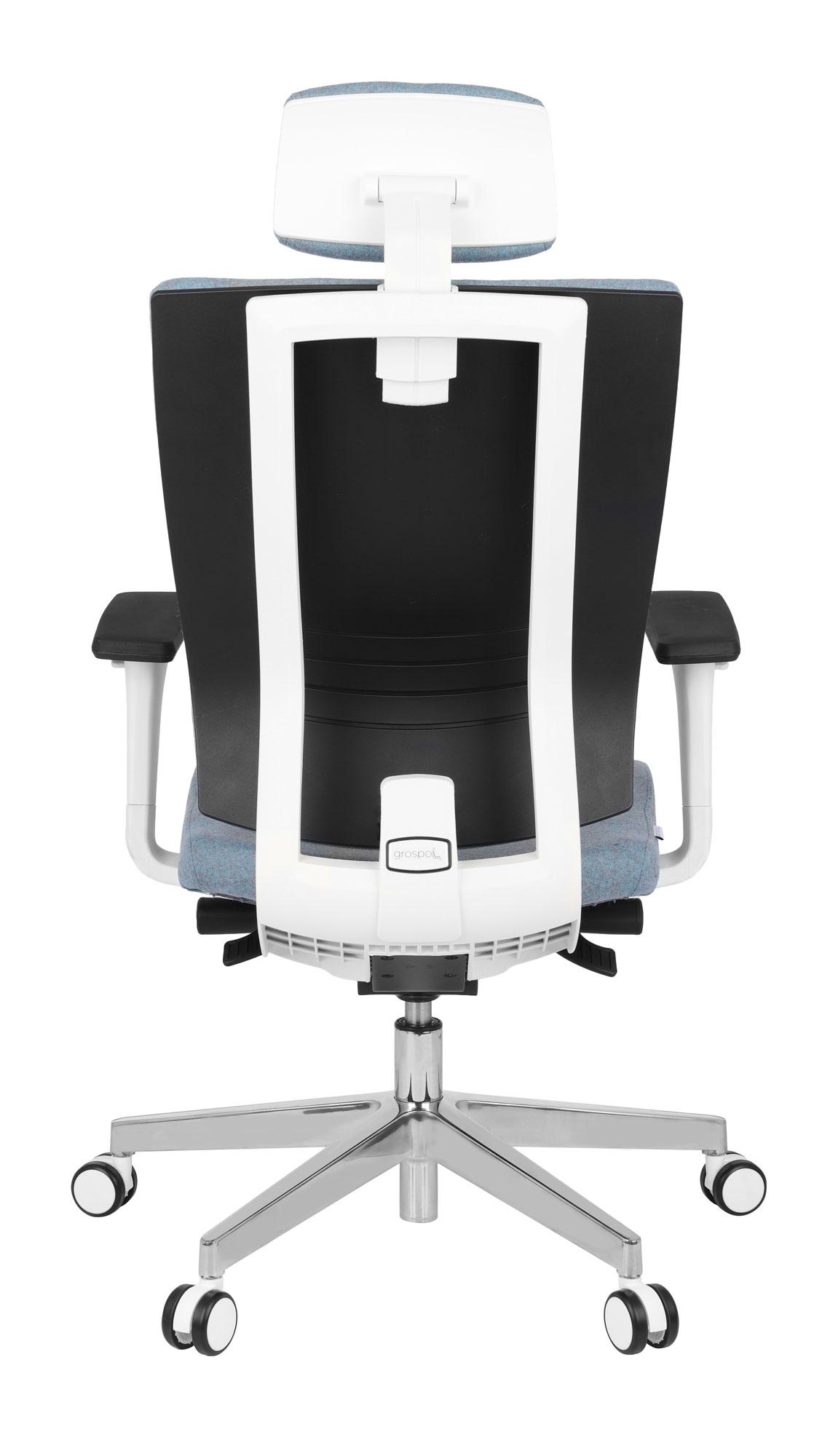 Fotel MaxPro WT HD Chrome Synergy SR13